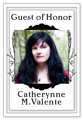Guest of Honor Catherynne M. Valente